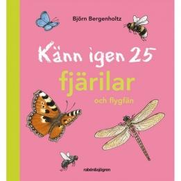 Känn igen 25 fjärilar