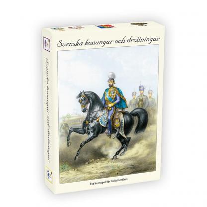 kortspelet svenska konungar och drottningar